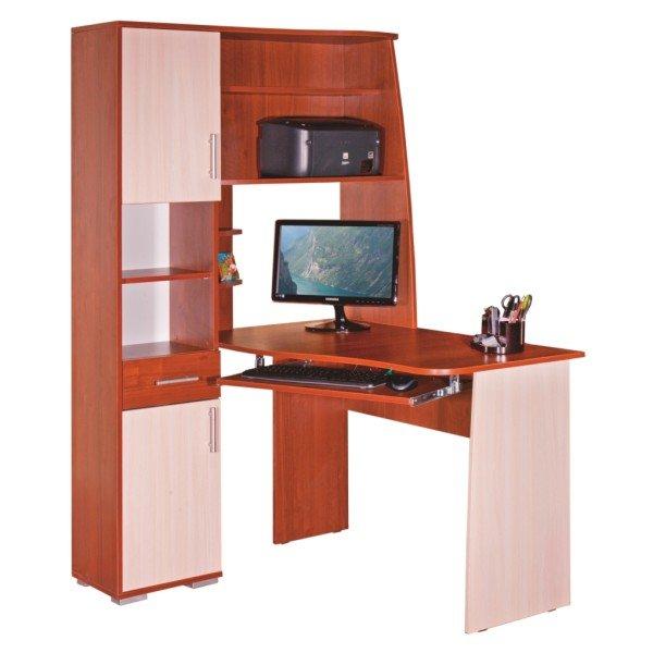 Стол компьютерный №15, ЛДСП