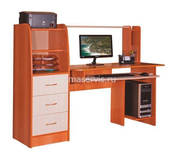 Стол компьютерный №4, ЛДСП