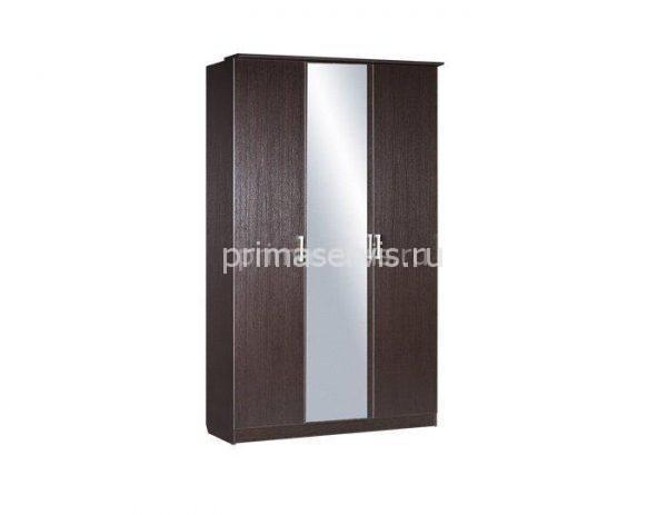 Домино, ЛДСП Шкаф 3-х дверный для одежды