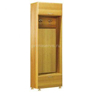 Шкаф с открытой вешалкой 600х2060х420
