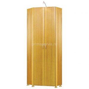 Шкаф угловой 2х дверный 840х2060х840