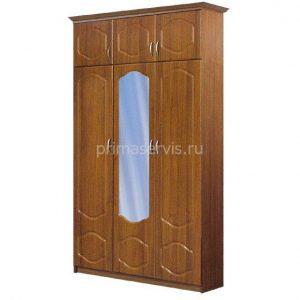 Шкаф 3-х дверный с зеркалом 1290х2350х420