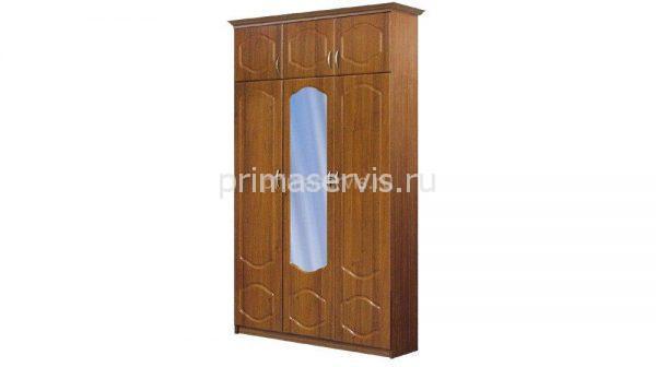 Шкаф 3-х дверный с зеркалом