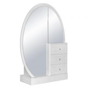 Зеркало-с-ящиками