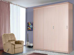 Шкаф Классик трех дверный