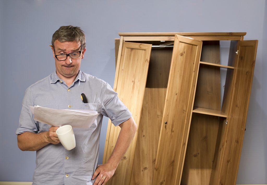 сборка мебели самостоятельно